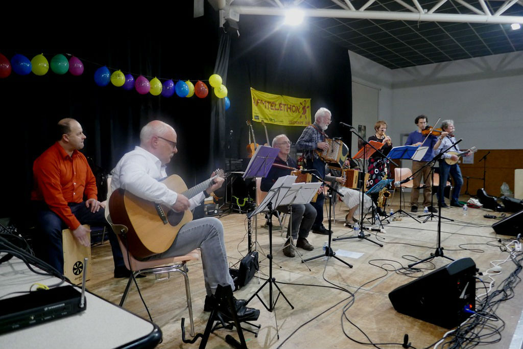 Groupe Folk musique traditionnelle TIOV